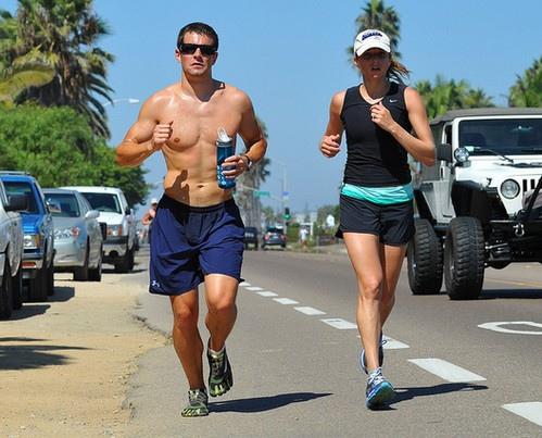 減肥需要靠有氧,飲食搭配慢跑讓你瘦得更健康!