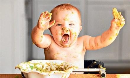 心肝寶貝吃什麼?4-12個月寶寶副食品大全(基礎篇)