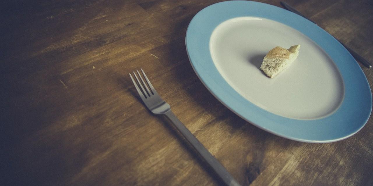 節食系列文(一)節食真的不會瘦!