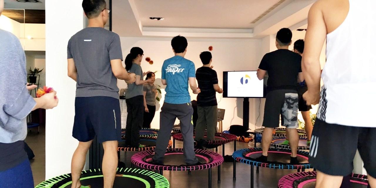 倍力康品牌專訪:「真正的跳床運動,跟你想的不一樣!」