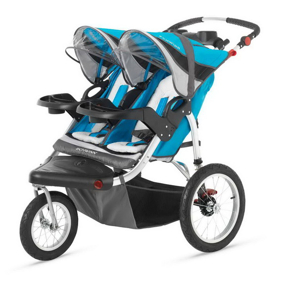 Schwinn Discover Double Jogging Strollers Reviews
