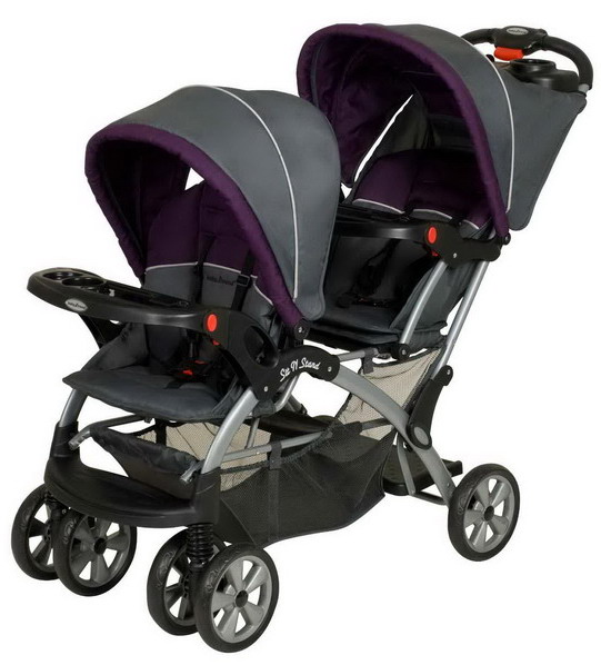 Baby Trend Sit N Stand Double Strollers Reviews