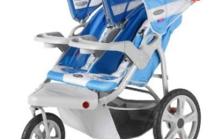 InStep Safari Double Jogging Strollers Reviews