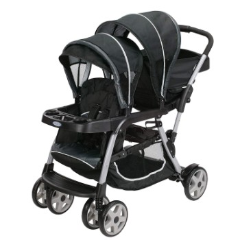 Graco Ready2Grow Connect LX Stroller