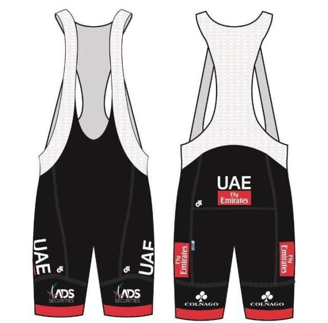 ビブショーツ/ UAE team Emirates UCIプロチーム2017モデル