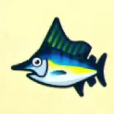 あつ森 南半球 10月 魚