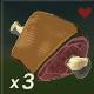 ゼルダ ケモノ肉