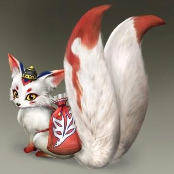 妖怪三国志 天狐