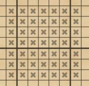 攻撃 7×7マス
