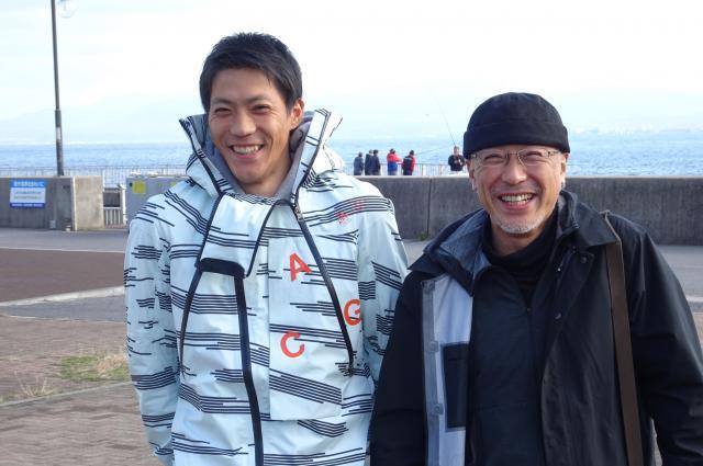 アスリートママ|今月のアスリートママは、陸上・山縣亮太選手のお父様、山縣浩一さんです |AuDee(オーディー)