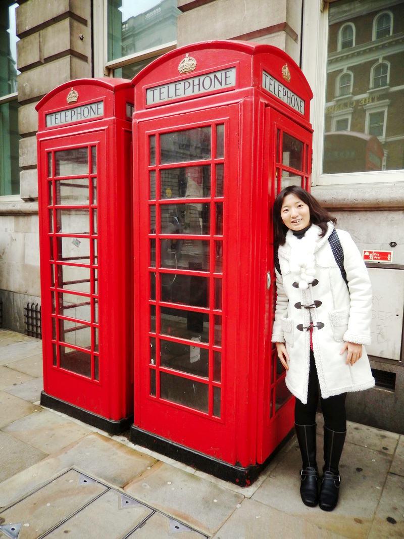 週末ロンドン観光を楽しめるイギリス留学