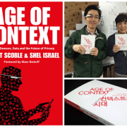 Age of Context visits STEP Journal