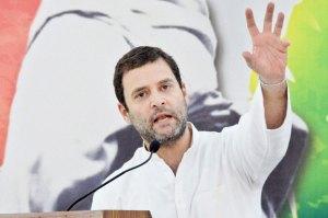 राहुल गांधी को कांग्रेस की कमान : युवा नेता पर 100 साल पुरानी नीतियां