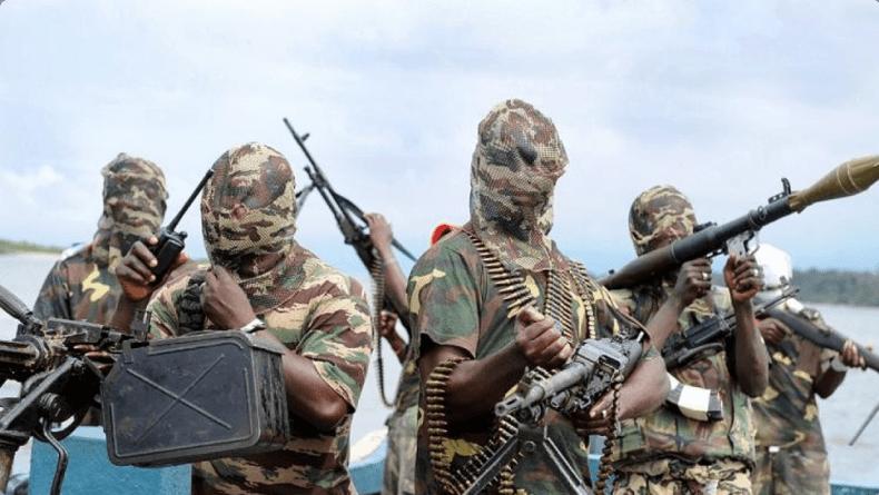 Boko Haram Fighters. Credit: Reuters