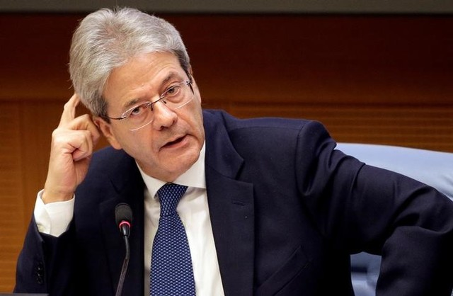FILE PHOTO: Italian Prime Minister Paolo Gentiloni attends the annual end-of-year news conference at Montecitorio government palace in Rome, Italy, December 28, 2017. Credit: Reuters/Max Rossi/File Photo