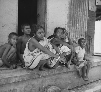 Bengal Famine of 1943. Credit: Wikimedia Commons