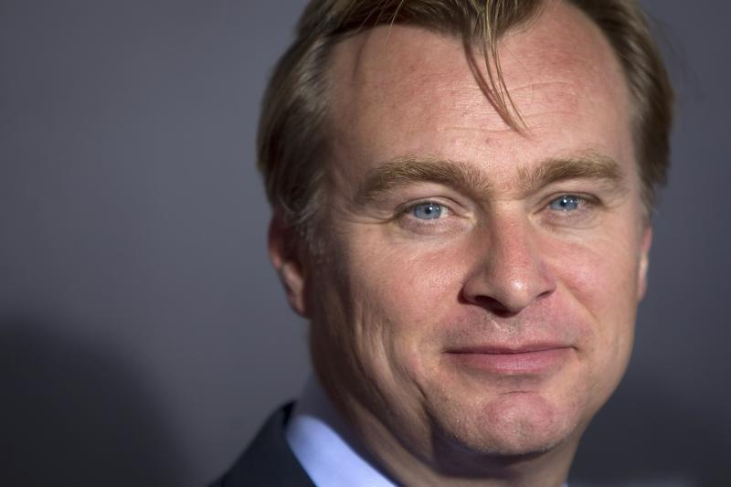 Christopher Nolan. Credit: Reuters/Carlo Allegri