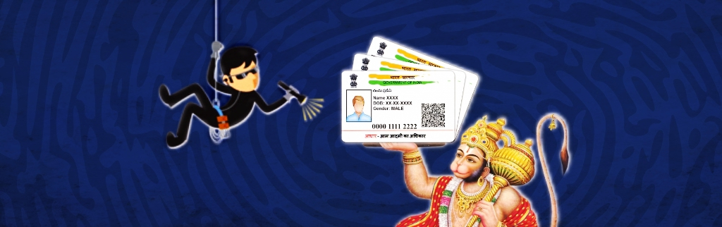 A Pakistani Spy and Lord Hanuman Walk Into an Aadhaar Centre. What Does the UIDAI Do?