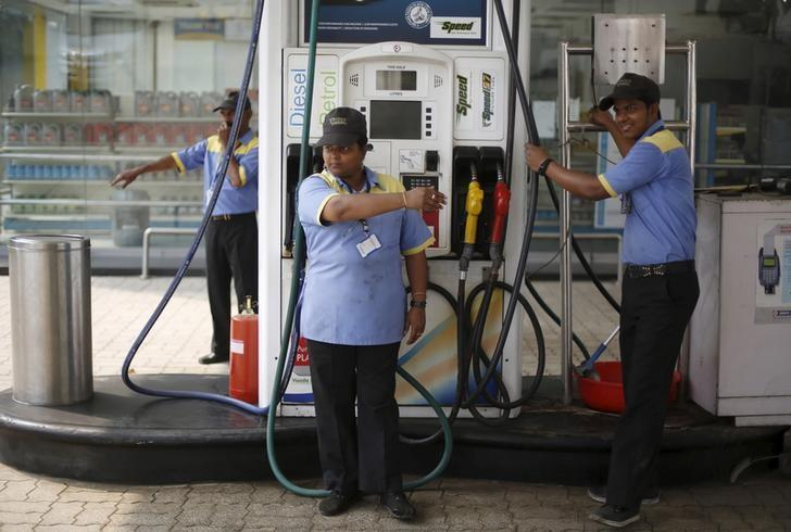 Diesel prices reached record high of Rs 61.74 per litre