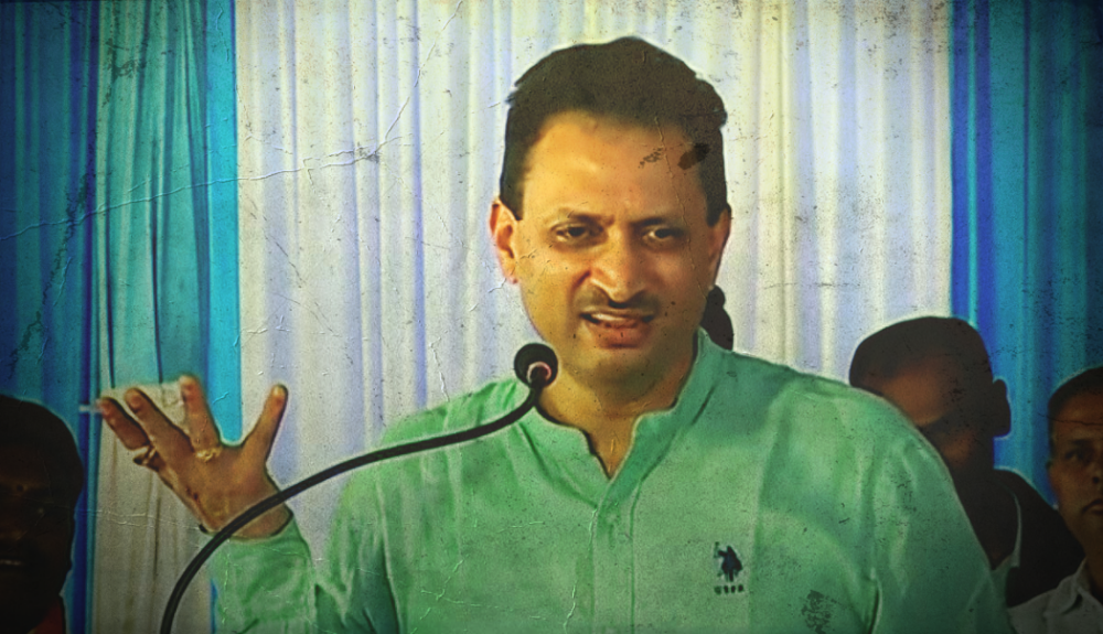 Union Minister Hegde Puts Foot in Mouth (Again), Likens Dalits to Dogs