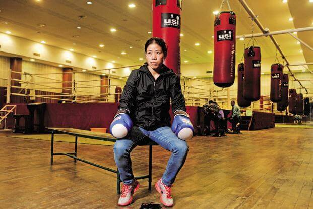 Mary Kom plans to open boxing academy in capital