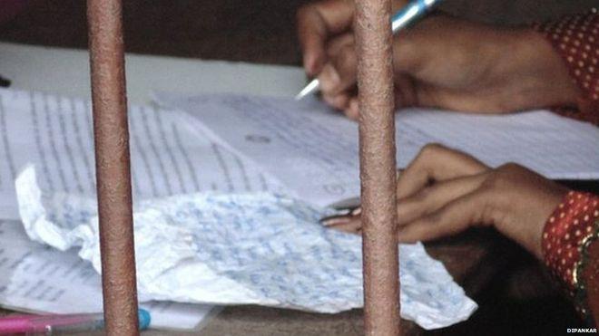 cheating_-_saharsa_district