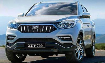 Mahindra XUV 700