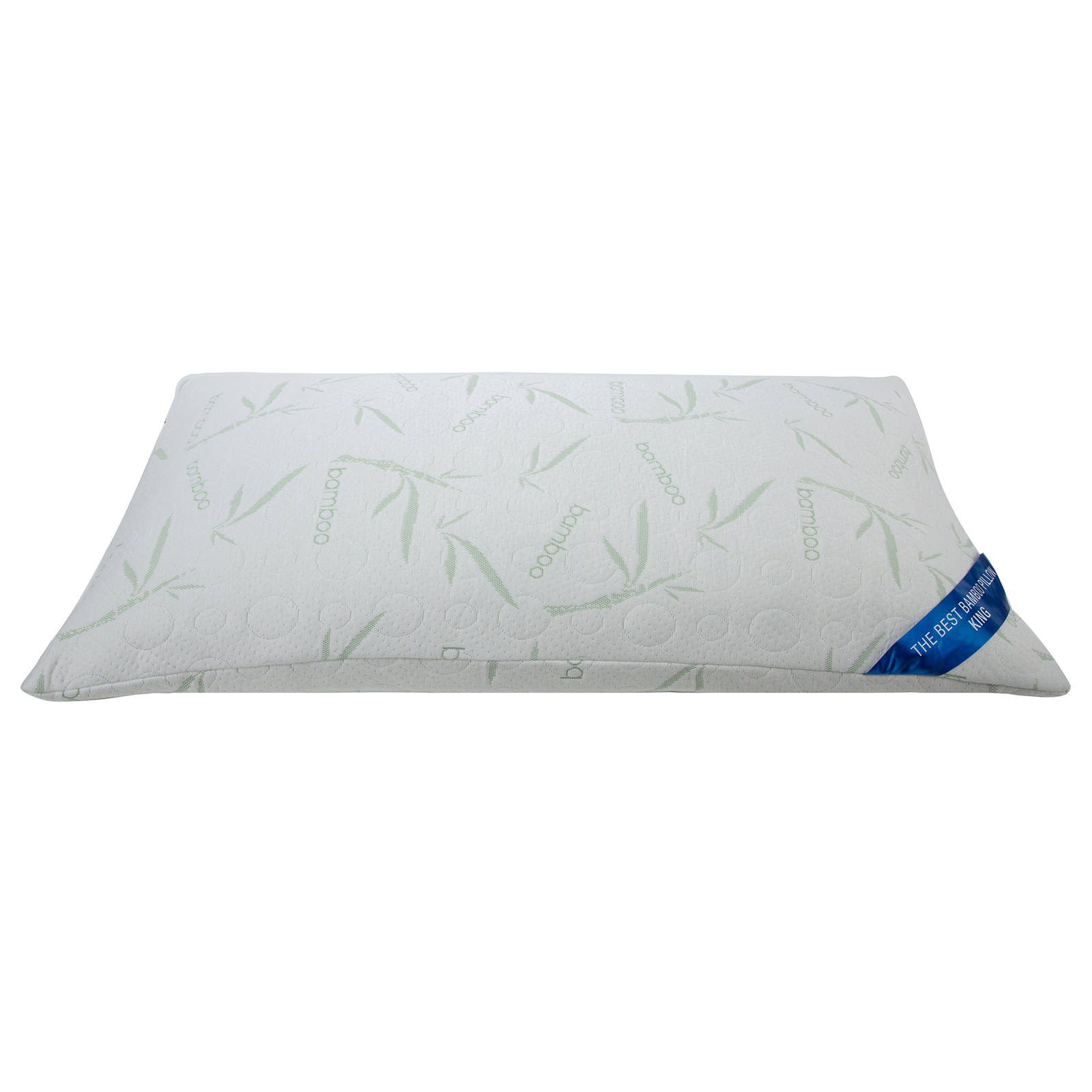 Bamboo Memory Foam Bed Pillow Queen Amp King Size