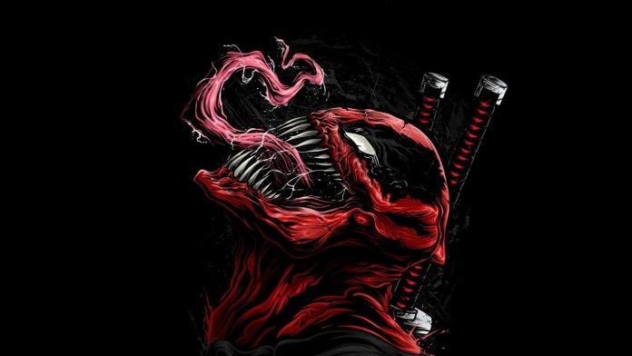 Hình ảnh venom 4k Siêu đẹp 4