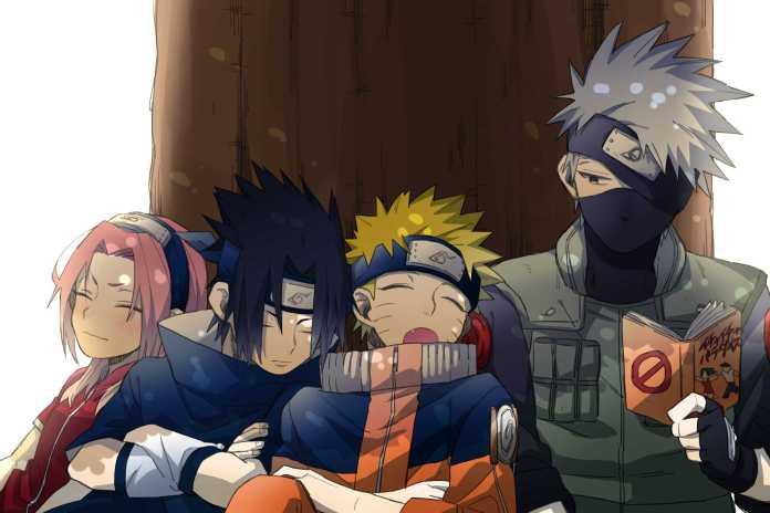 IDOLTV hình nền máy tính Anime Naruto FULL HD