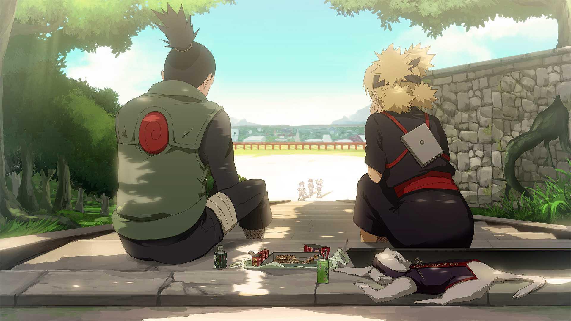 IDOLTV hình nền máy tính Anime Naruto FULL HD 3