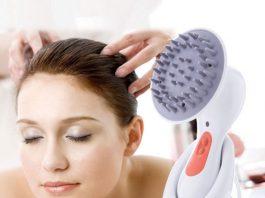 Xoa bóp da đầu của bạn
