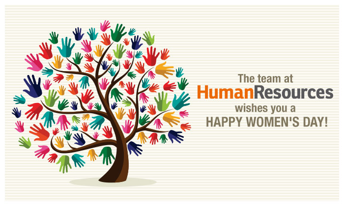 Wishing You A Happy Womens Day Human Resources Online