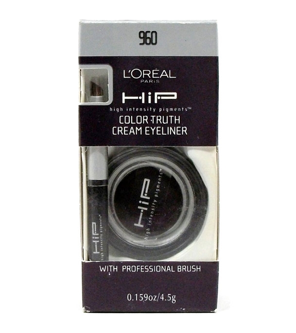 LOreal Paris HIP Color Truth Cream Eyeliner 960 Eggplant