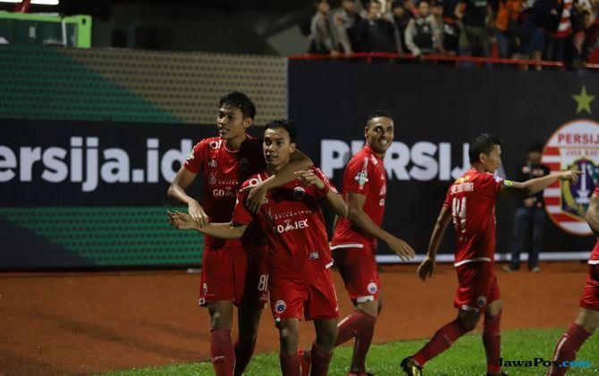 Persija Jakarta, Stefano Cugurra Teco, Borneo FC, Liga 1 2018,