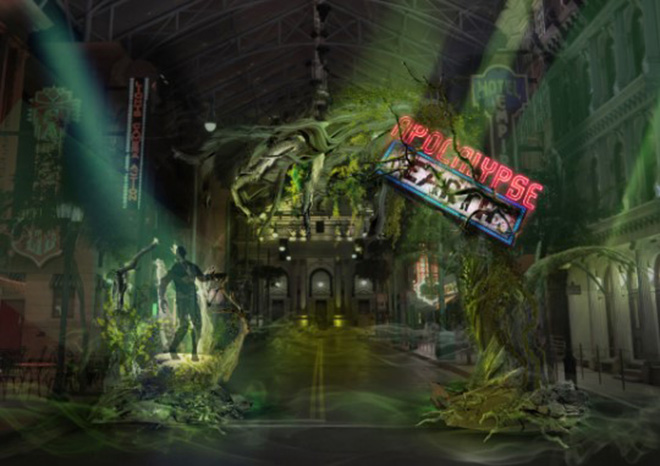 HHN8 Universal Studios Singapore (USS) Halloween Horror Nights 8