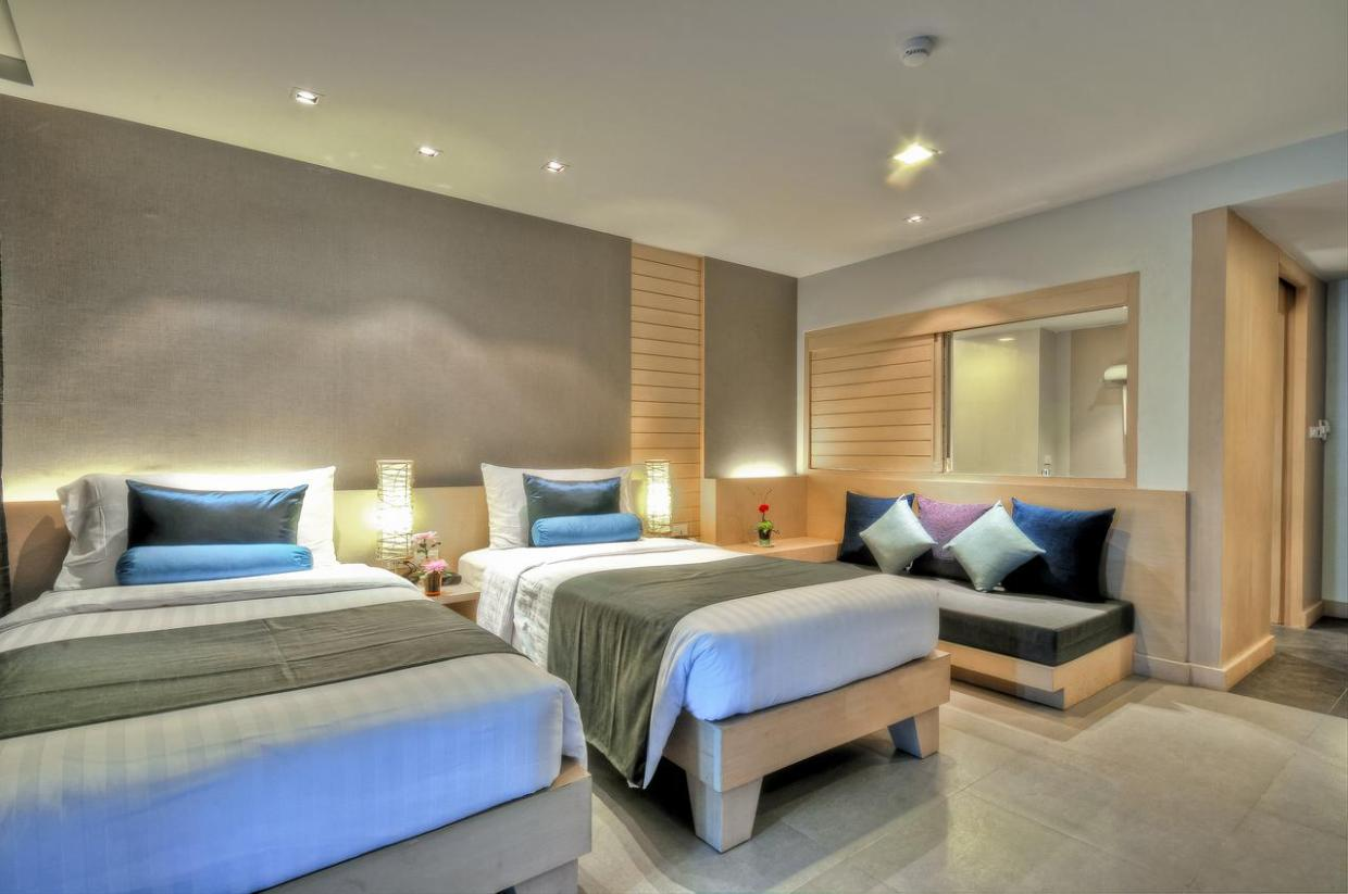 [Phuket] 3D2N The Ashlee Heights Patong Hotel & Suites (incl. 2 Way Airport Transfer + Free City Tour)