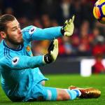 De Gea has been making rounds in the news regarding his future at Manchester United