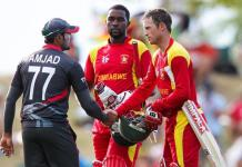 We look at the UAE vs ZImbabwe preview for the ICC World Cup Qualifier 2018; UAE vs ZIM Live Score, ICC World Cup Qualifier 2018 Table, ICC World Cup Qualifier 2018 Schedule, UAE vs ZIM Live Streaming and more!