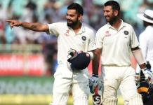 In today's Cricket latest news former Indian skipper Sourav Ganguly believes Cheteshwar Pujara is equally important as Virat Kohli for Team India in test matches. Ganguly believes Pujara's ability to bat for the longer duration gives the stroke batsmen like Kohli, Rahane, Rohit Sharma / Hardik Pandya to take on the opposition's bowling.