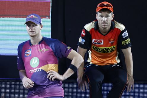 RR 2018, SRH 2018, Steve Smith IPL 2018 banned, David Warner IPl 2018 banned