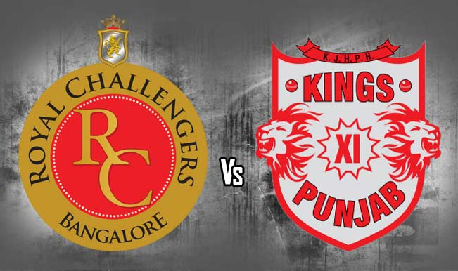 Image result for rcb vs kxip