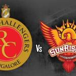 RCB vs SRH match prediction, RCB vs SRH prediction IPL 2018 RCB vs SRH match prediction, who will won today's IPL match between RCB and SRH
