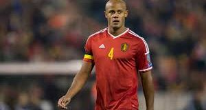 Vincent Kompany Belgium, Vincent Kompany injury, Belgium World Cup squad