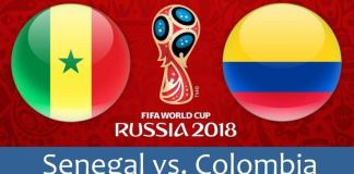 SEN vs COL Live Score COL vs SEN Live Score SEN vs COL Score COL vs SEN Score SEN vs COL Playing 11 COL vs SEN Playing 11 Senegal vs Colombia Playing 11 Colombia vs Senegal Playing 11 SEN Playing 11 COL Playing 11 SEN vs COL Fantasy Playing 11 Senegal vs Colombia Live Stream Free Colombia vs Senegal Live Stream Free Senegal vs Colombia Live Streaming Free Colombia vs Senegal Live Streaming Free Senegal vs Colombia Online Streaming Colombia vs Senegal Online Streaming Senegal vs Colombia Telecast Colombia vs Senegal Telecast Senegal vs Colombia Head to Head Colombia vs Senegal Head to Head Senegal vs Colombia H2H Colombia vs Senegal H2H Senegal vs Colombia Key Stats Colombia vs Senegal Key Stats Senegal vs Colombia Prediction Score Colombia vs Senegal Prediction Score Who will win Colombia vs Senegal Senegal vs Colombia Match Highlights Senegal vs Colombia Highlights Highlights of Senegal vs Colombia FIFA World Cup 2018 Highlights