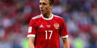 Aleksandr Golovin is likely to join Barcelona according to latest Barcelona news. Juventus are the other team in contention to sign Golovin this summer. For latest Juventus transfer news and Barcelona transfer news, follow news.rooter.io