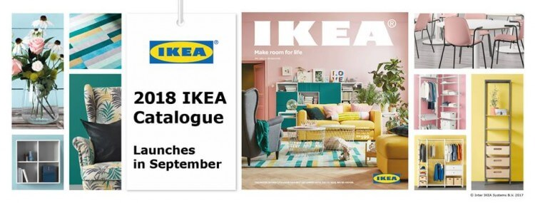 New 2018 Ikea Catalogue Out Now Loopme Malaysia