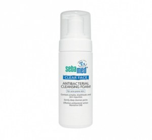 SEBAMED ClearFace Antibacterial Cleansing Foam