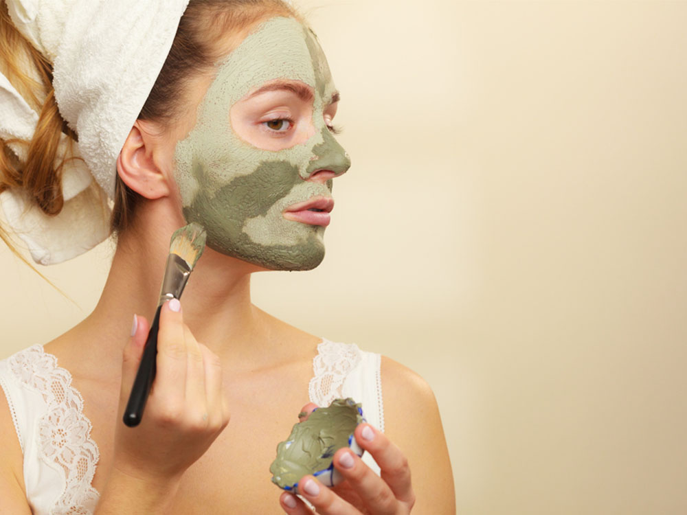 Rekomendasi Mud Mask