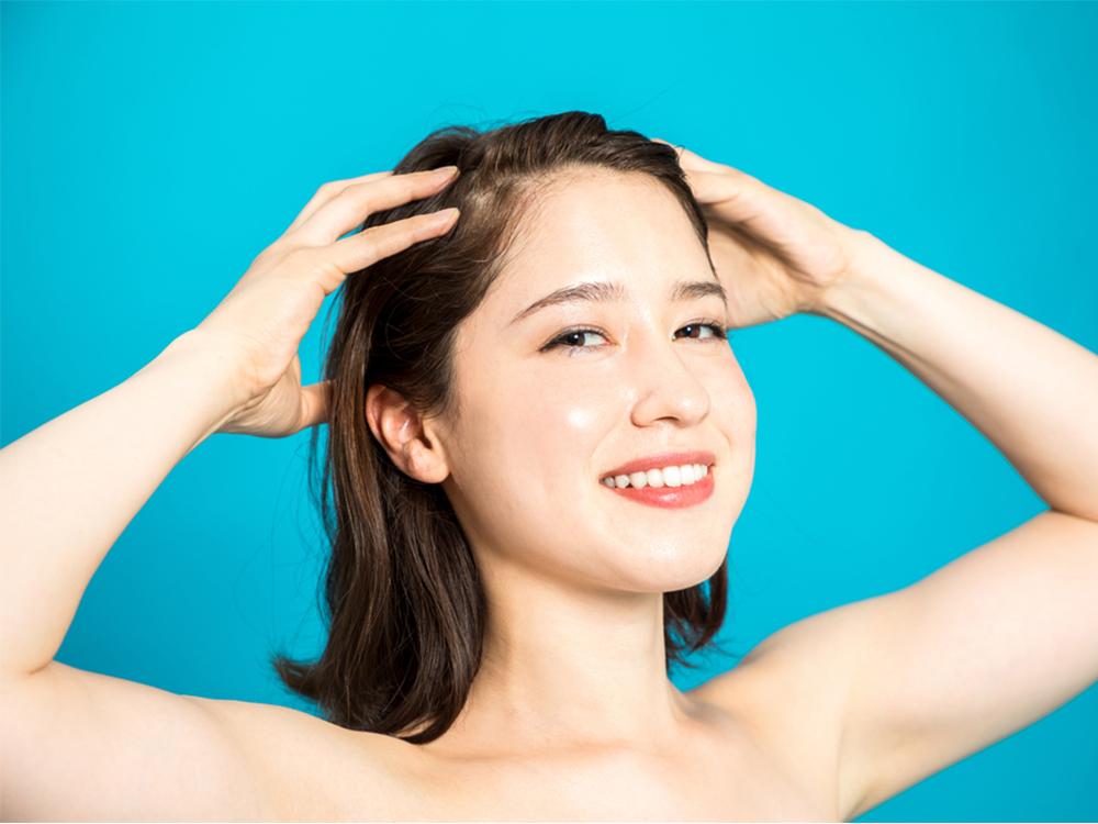 mengobati jerawat pada kulit kepala